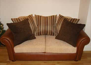 re-upholsterery customer testimonials